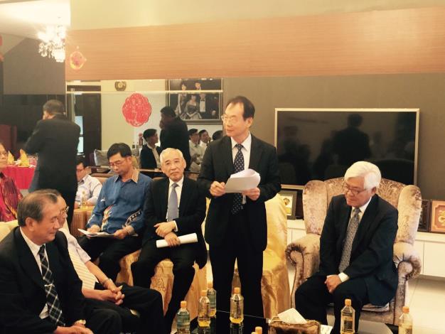 雲林縣政府參訪馬來西亞 產業交流座談會討論熱烈