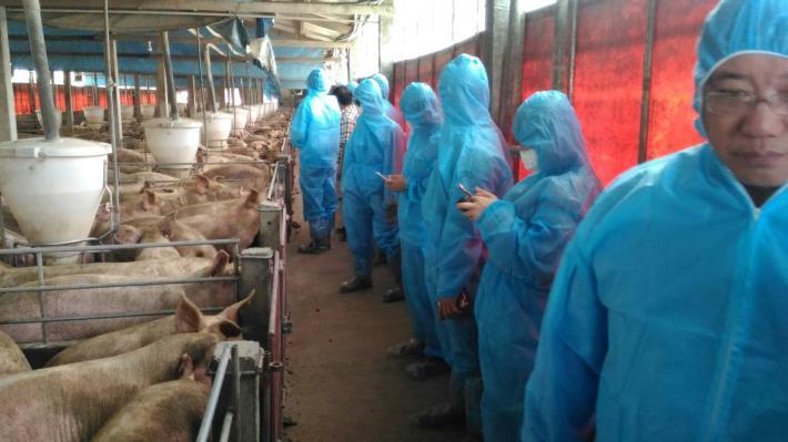 松怡畜牧場參訪