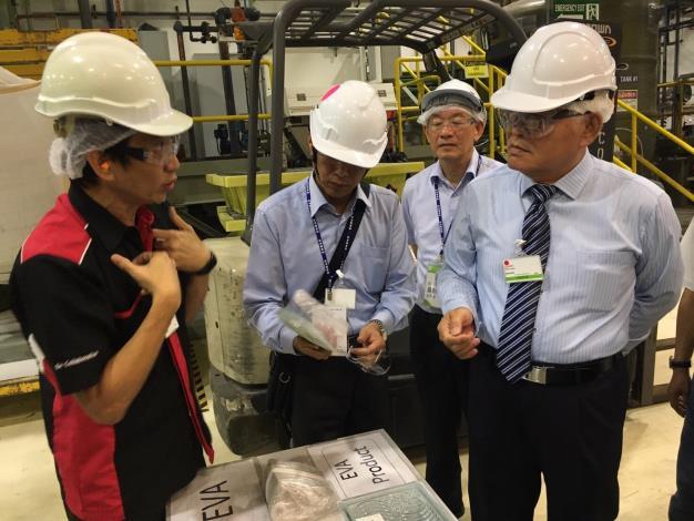參觀馬來西亞居林區First Solar 公司