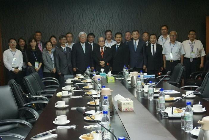 雲縣府考察團參訪砂勞越州政府,獲得熱情歡迎