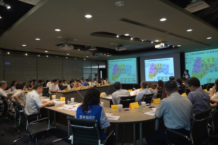 衛生福利部「獎助布建住宿式長照機構公共化資源計畫」協調會議