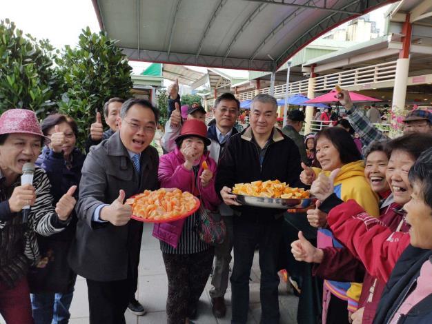 喜團圓·話柑甜·雲林茂谷慶豐年 活動