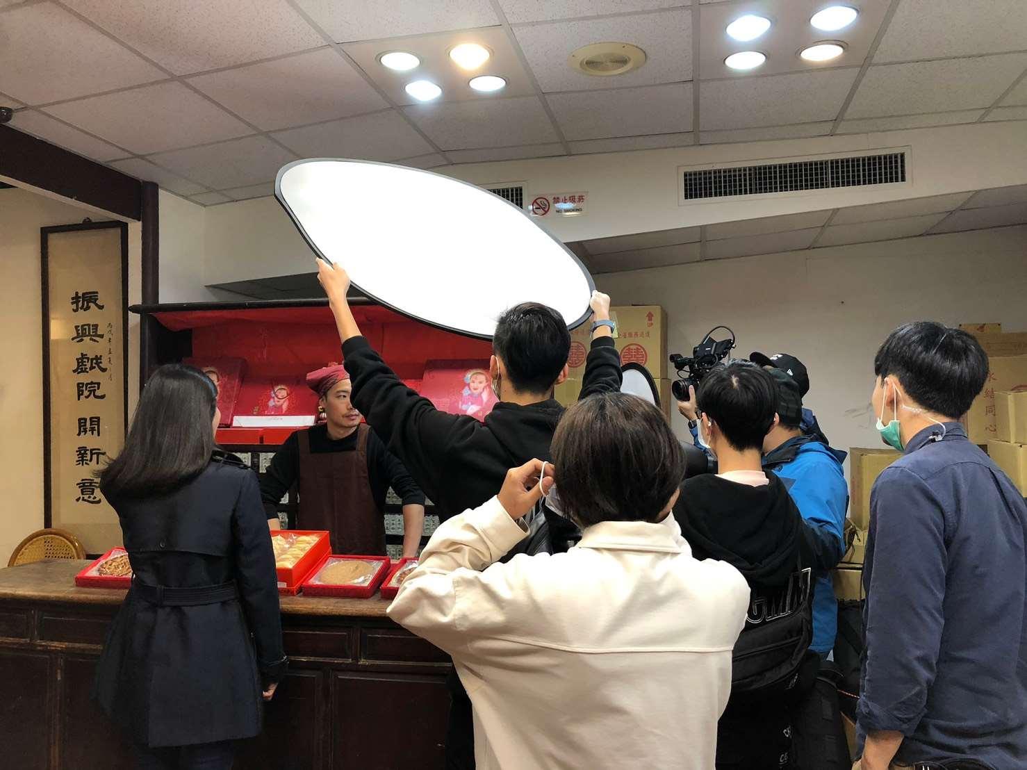 「北港小鎮愛情微電影」的完整版影片將趕在2月14日情人節前夕上線
