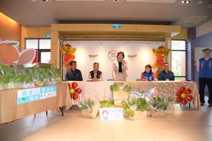 雲林縣政府啟動「媒合訂購」政策