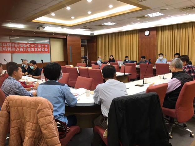 縣府於5日辦理輔導團員大會暨行前訓練。