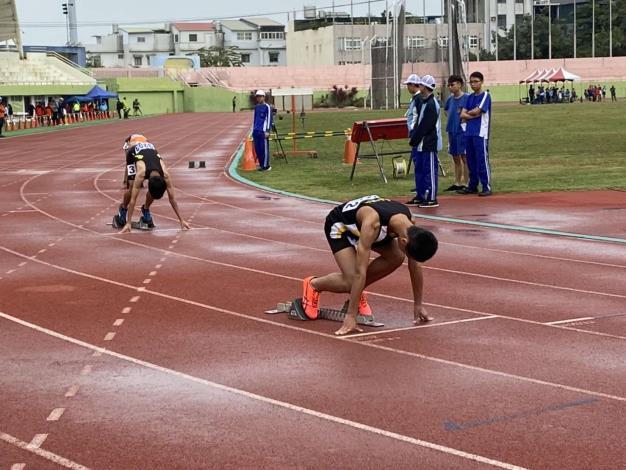 中小學聯運選手競賽