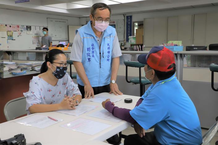 大埤鄉公所針對「急難紓困實施方案」,增設專案諮詢窗口,會一直持續到6月底,提供民眾最有效率的服務。