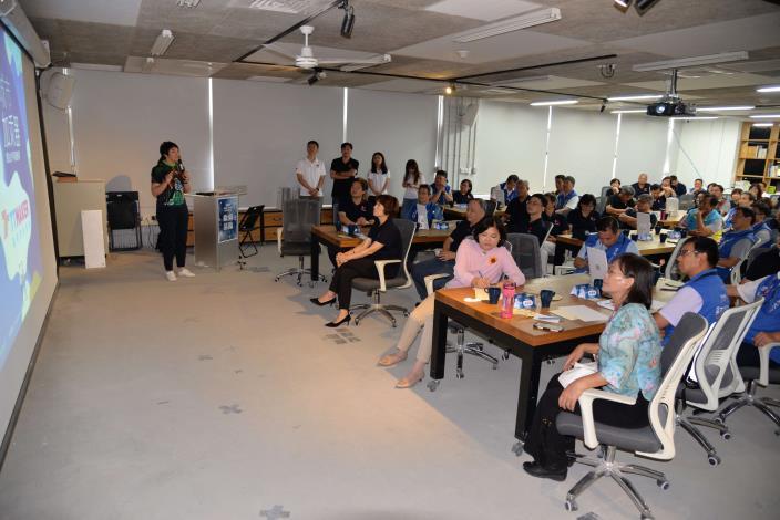 台東縣政府經驗分享