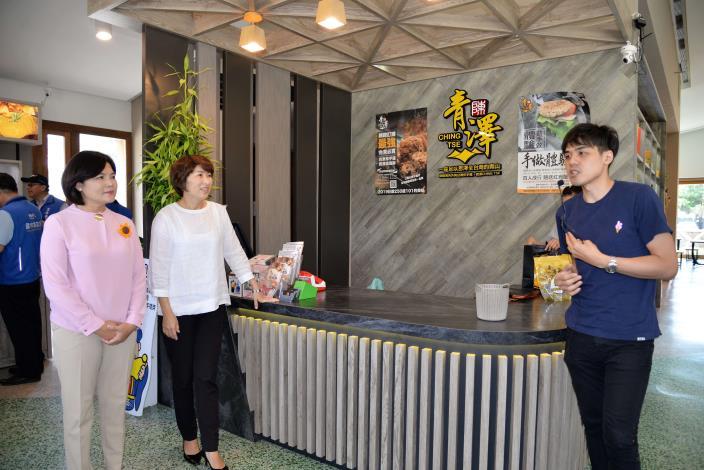 張縣長率團參訪台東 促進縣際合作與互惠旅遊