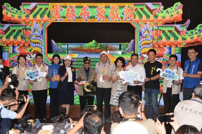 柯市⾧率市府團隊赴雲林縣參訪交流