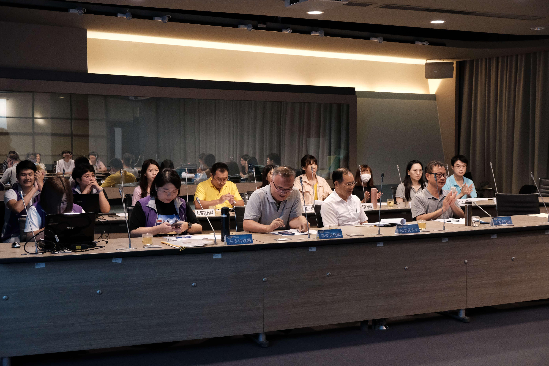 109年第1次經濟弱勢戶自立脫貧委員會會議2