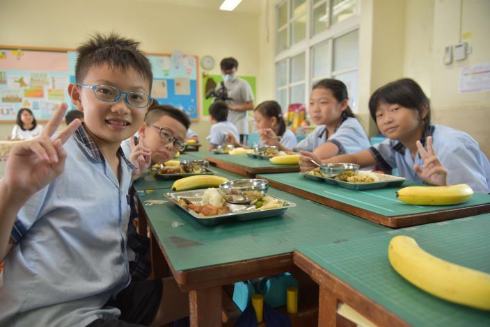 食物日讓小朋友吃得健康又美味