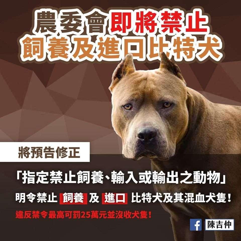 109.09.17  預告禁養比特犬