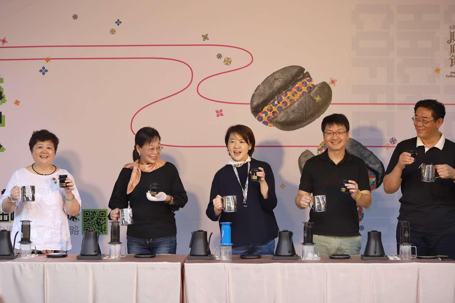 2020台北國際咖啡節市集  今日於台灣大學盛大展開