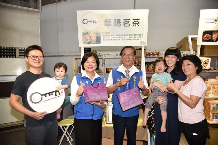 張縣長率縣府團隊參訪南投茶博 為雲林宣傳「台灣咖啡節」及「雲林咖啡半程馬拉松」020