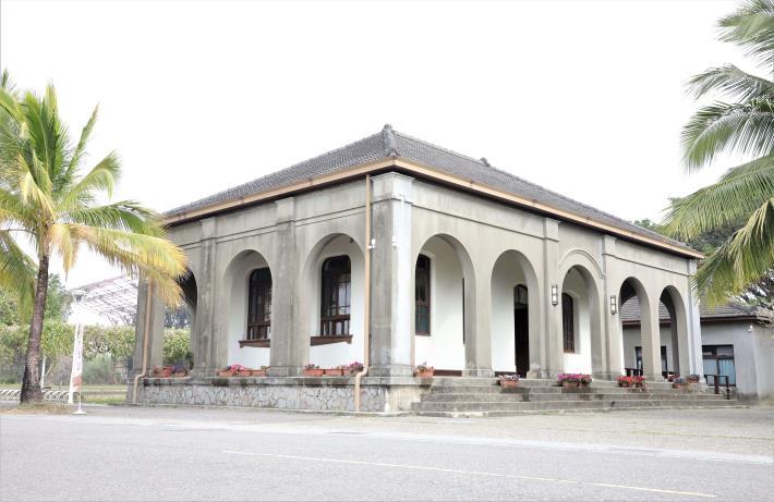 整修活化後的林內驛站,成為林內新興熱門景點。