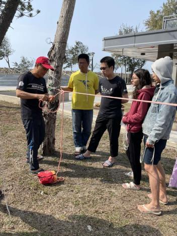 推廣水域安全教育 縣府結合風箏衝浪舉辦研習活動003