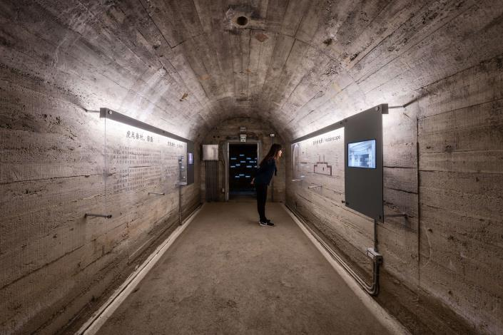 消失的地景—再造軍事碉堡成為影視基地