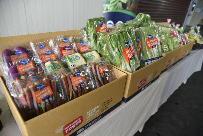 雲林蔬果「零污染」請民眾安心選購雲林蔬果