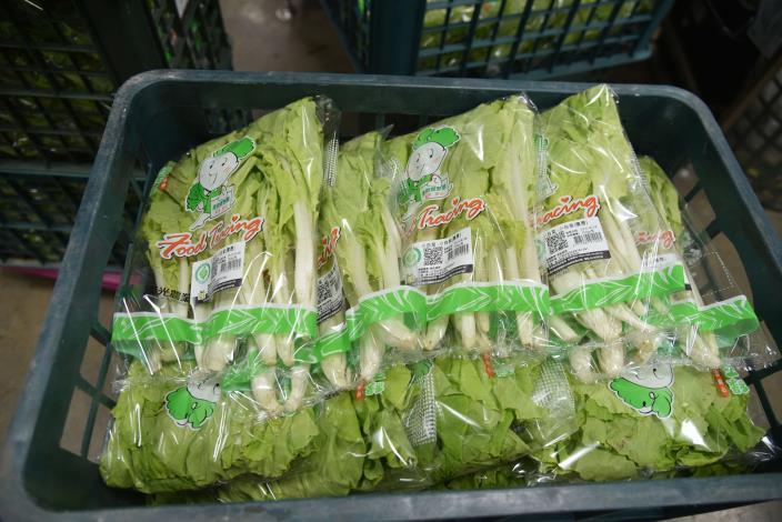 雲林優質蔬果具備產銷履歷歡迎消費者選購