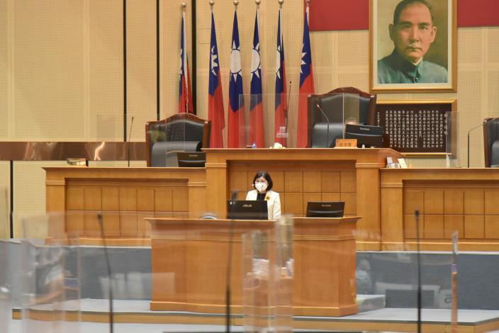 雲林縣議會第19屆第5次定期會 張縣長施政總報告