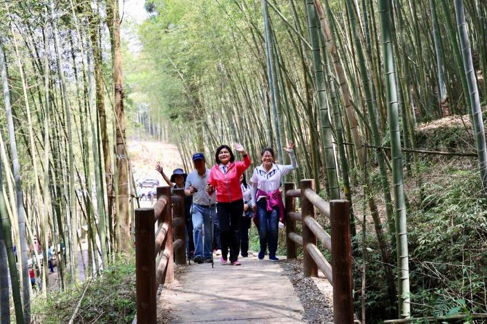 雲林觀光破千萬人次 縣府打造草嶺石壁森林療育基地推動健康旅遊新選擇