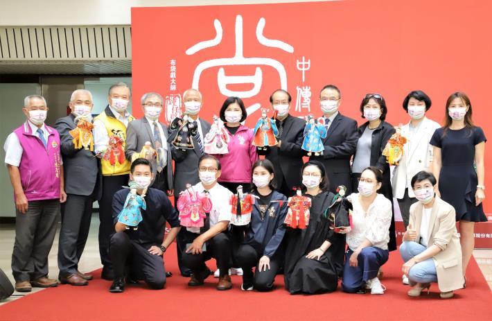 2021雲林國際偶戲節將於10月1日登場,張縣長歡迎全台各地民眾踴躍參加。