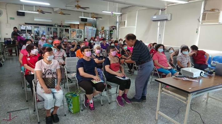 109年7月24號 中老年人夫妻成長營-樂齡學習示範中心