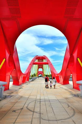 佳作-海496-林允升-北港觀光大橋之美