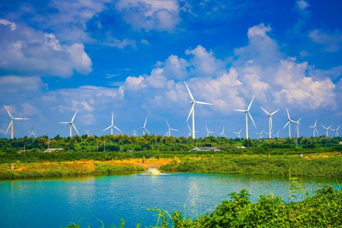 電力設備組佳作_林尚德_麥寮風力發電