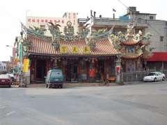 東明村奉天宮