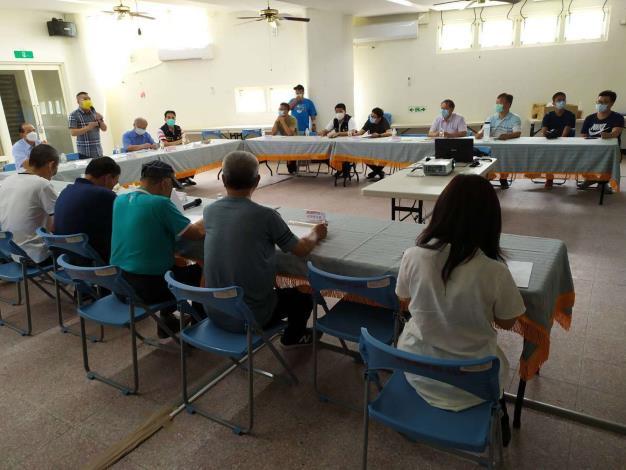 1090506雲林縣四湖鄉公私協力生態造林體驗活動籌備會05