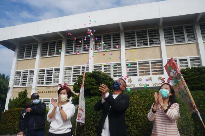 四湖鄉立幼兒園聖誕踩街嘉年華活動09.JPG