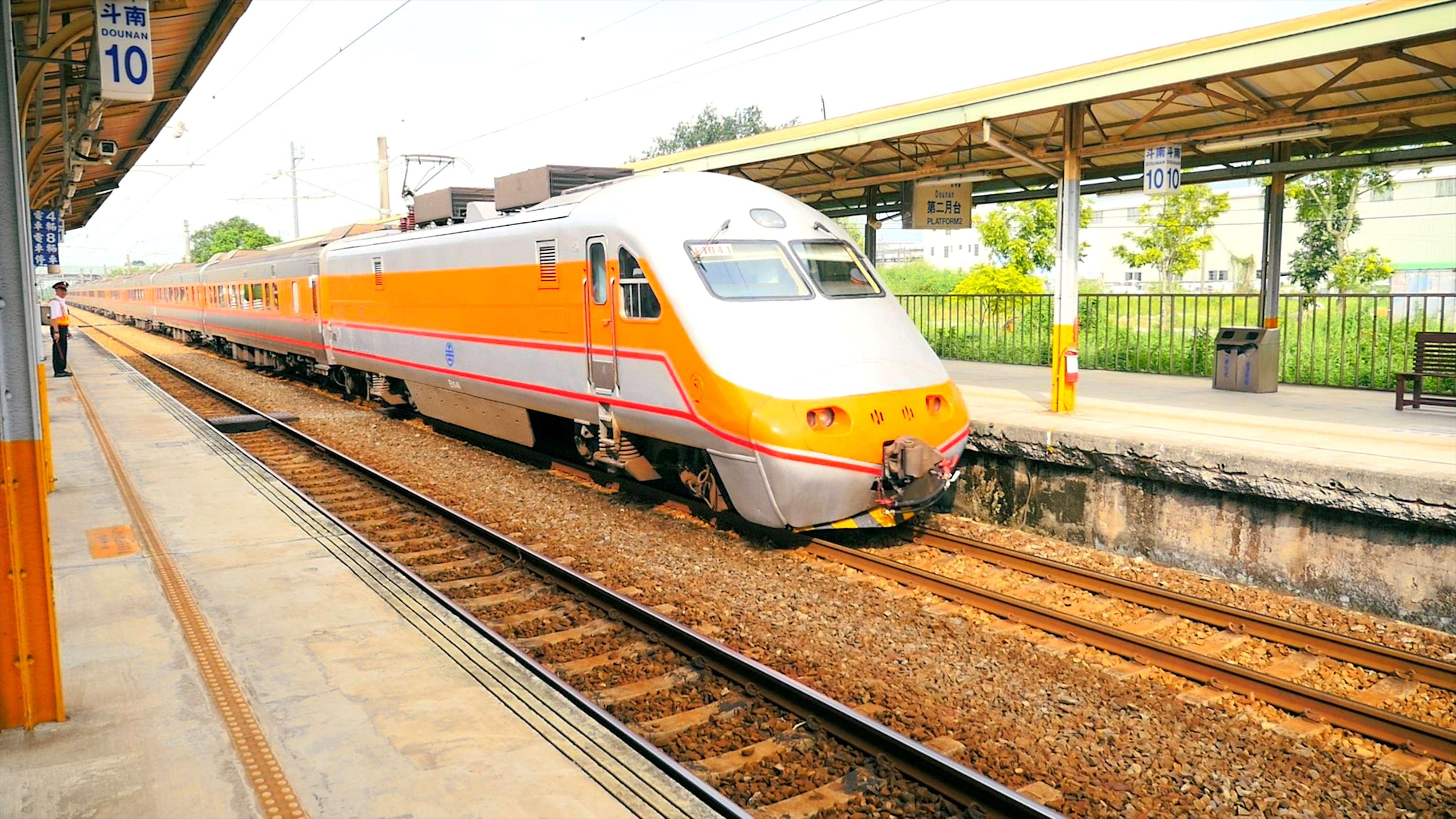 斗南車站火車照片