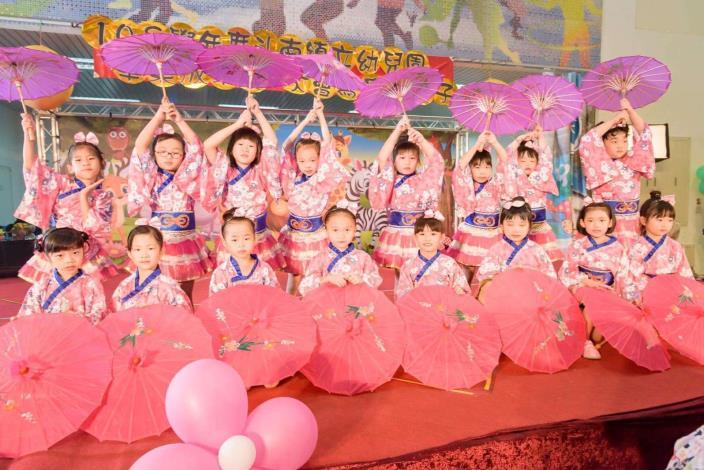 幼兒園畢業典禮10