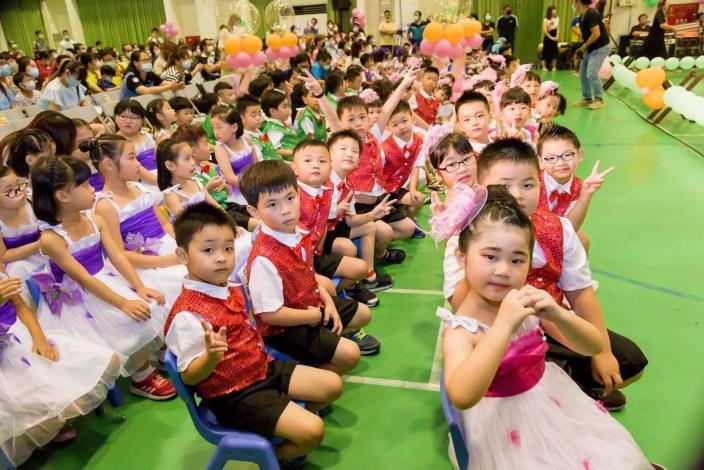 幼兒園畢業典禮08