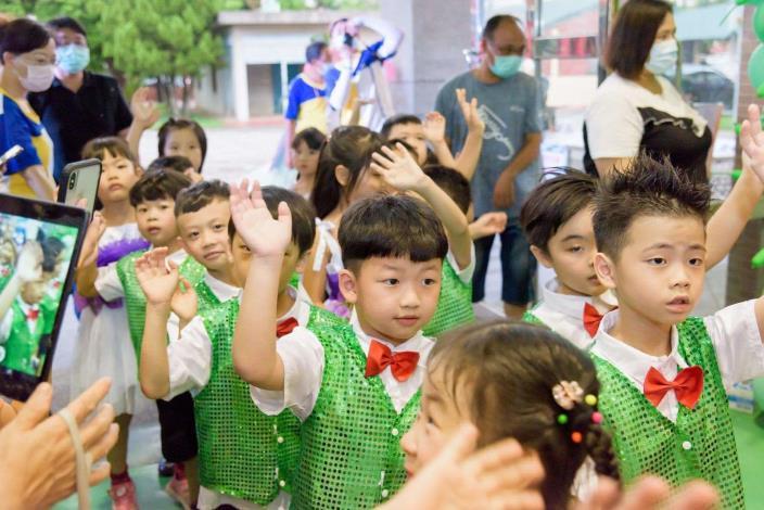 幼兒園畢業典禮06