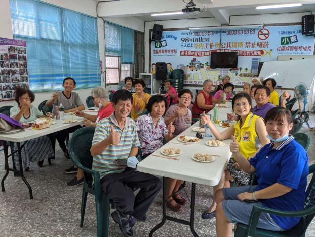 社區長青食堂10