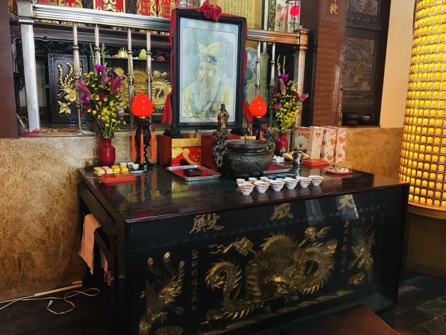 斗南鎮紀念至聖先師孔夫子誕辰釋奠典禮