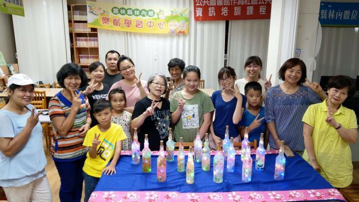 109-07-18 樂齡課程 : 樂齡園藝生活-蝶谷巴特夢幻燈 (圖書館)