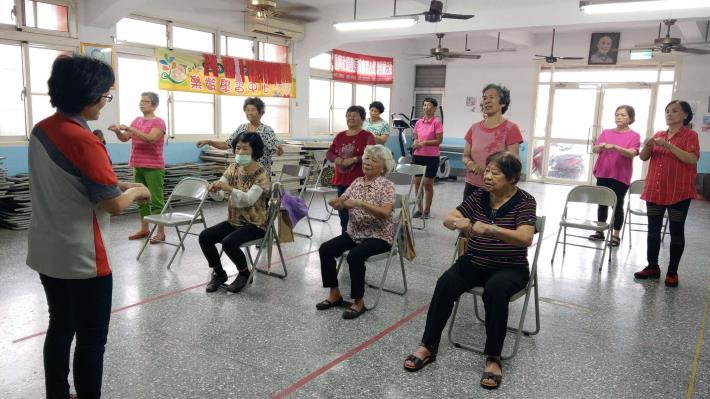 109-07-29 樂齡課程 : 樂齡活化記憶力 (重興活動中心)