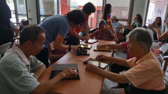109-09-18 樂齡課程 : 爺奶憶起來 (林中社區活動中心)