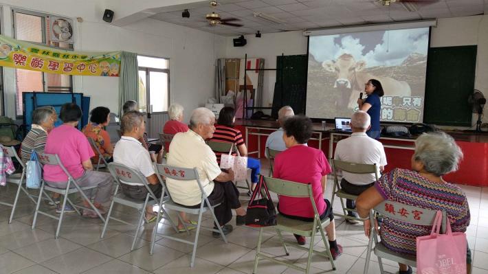 109-09-28 樂齡課程 : 銀髮健康用藥-藥安全 (九芎活動中心)