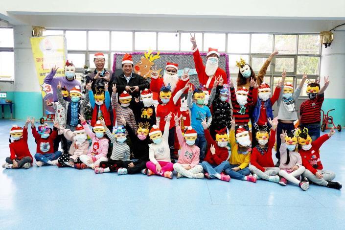109-12-23  林內鄉立幼兒園節慶教學 : 歡慶聖誕