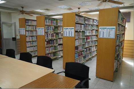 3樓一般閱覽室