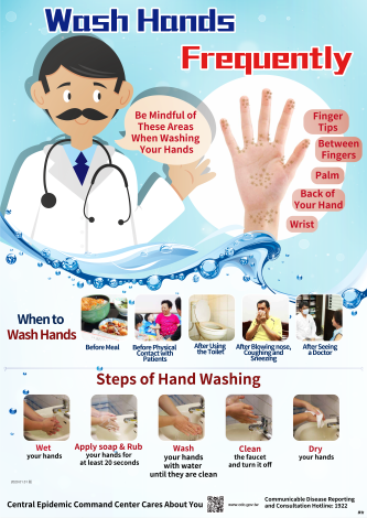 洗手不可少-英文版