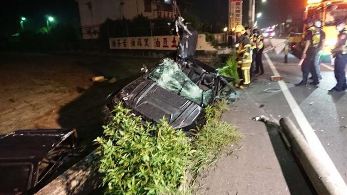 車輛事故情形