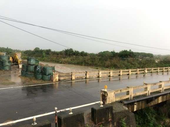 雲林縣消防局第一大隊斗南分隊辦理救災整備暨易淹水區域巡邏-易淹水地點