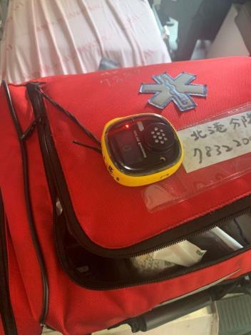 雲林縣消防局第三大隊北港分隊辦理一氧化碳(CO)偵測器訓練