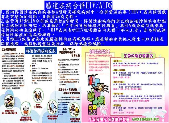 台西鄉衛生所二月防疫宣導第二次